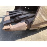 "42"" USED HD ESCO EXCAVATOR BUCKET FOR 300/350 SIZE CLASS"