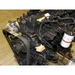 FREE SHIPPING! NEW Cummins QSB3.3 Liter 110 HP Diesel Engine