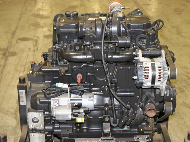 New Engines For Sale >> Free Shipping New Cummins Qsb4 5 Diesel Engine For Sale
