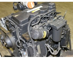 FREE SHIPPING! NEW CUMMINS QSB4.5 DIESEL ENGINE FOR SALE