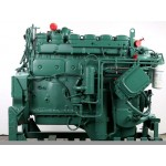 FREE SHIPPING! REMAN VOLVO D10B DIESEL ENGINE FOR SALE