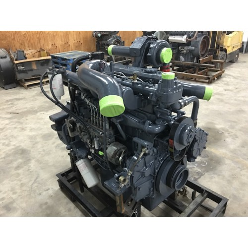REBUILT DE12TIS DAEWOO DOOSAN DIESEL ENGINE FOR CONSTRUCTION EQUIPMENT, MARINE APPLICATIONS