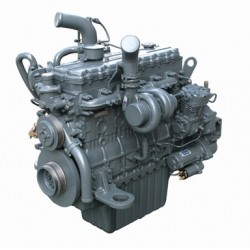 New Diesel Engines