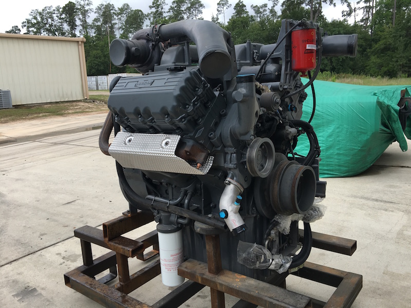 NEW DV11 DAEWOO DOOSAN TEREX DIESEL ENGINE FOR CONSTRUCTION
