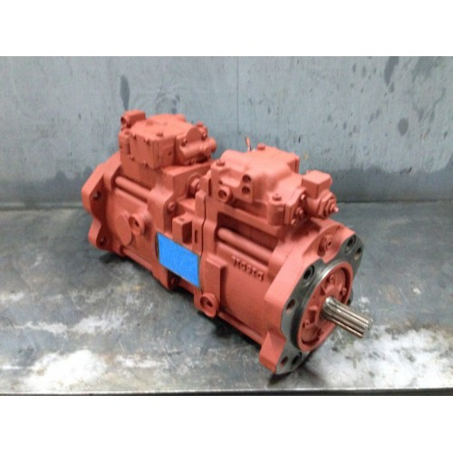 New Doosan Excavator S225LCV Main Hydraulic Pump Kawasaki K3V112DT Assembly Part Number 401-00356A
