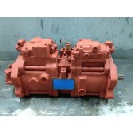 New Daewoo Excavator S220LC-V Main Hydraulic Pump Kawasaki K3V112DT Assembly Part Number 2401-9225C