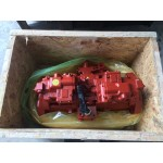 New Doosan Excavator S225LL Log Loader Main Hydraulic Pump Kawasaki K3V112DT Assembly Part Number 2401-9225C