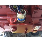 New Terex Excavator TXC255LC-1 Main Hydraulic Pump Kawasaki K3V112DT Assembly Part Number 401-00347