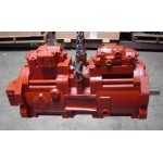 New Terex Excavator TXC300LC-2 Main Hydraulic Pump Kawasaki K3V140DT Assembly Part Number K1006550C
