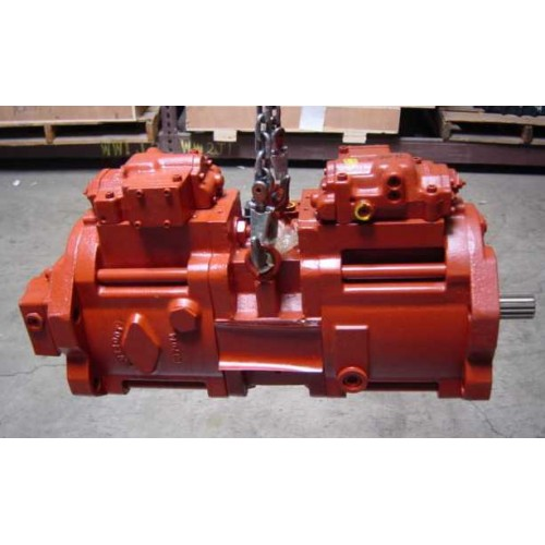 New Daewoo Excavator S280LC-III Main Hydraulic Pump Kawasaki K3V140DT Assembly Part Number 2401-9064EP