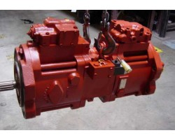 New Daewoo Excavator S290LC-V Main Hydraulic Pump Kawasaki K3V140DT Assembly Part Number 2401-9233B