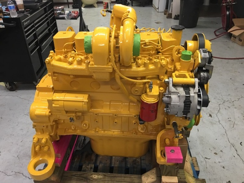 rebuilt komatsu s6d102e diesel engine for pc200 5 pc200 6 pc200 7 excavators. Black Bedroom Furniture Sets. Home Design Ideas