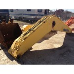 KOMATSU PC200LC-8 COMPLETE FRONT ASSEMBLY