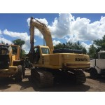 LATE 90 KOMATSU PC300LC-6 LONG ARM EXCAVATOR