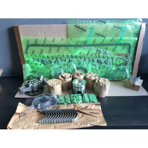 Terex Doosan DL08TIS Diesel Engine Stage 2 Rebuild Kit for Excavators, Loaders, Marine, Power Generation