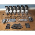 KOMATSU SA6D102 ENGINE OVERHAUL REBUILD KIT FOR EXCAVATORS, LOADERS, DOZERS