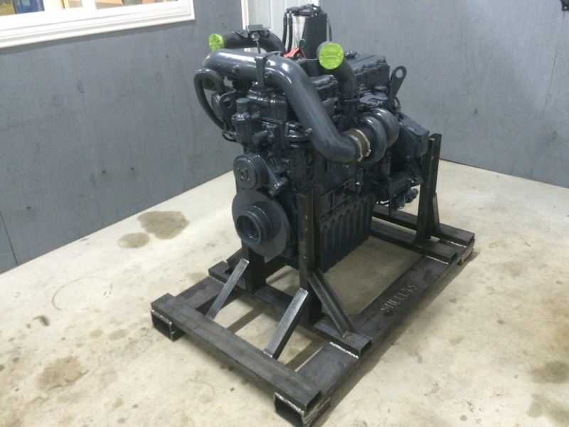 REBUILT DL06 DAEWOO DOOSAN DIESEL ENGINE FOR CONSTRUCTION