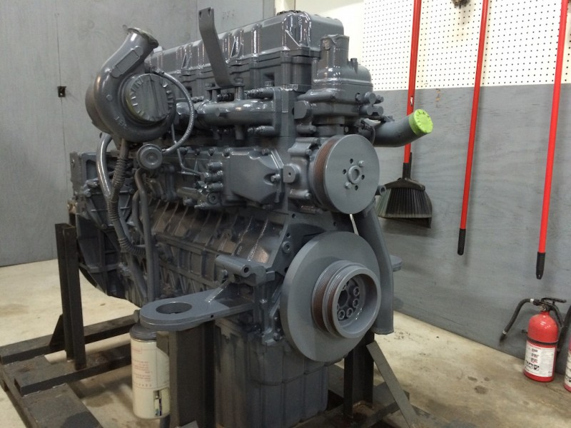 REBUILT DOOSAN DL08 DIESEL ENGINE FOR DX300 DX340 DX350