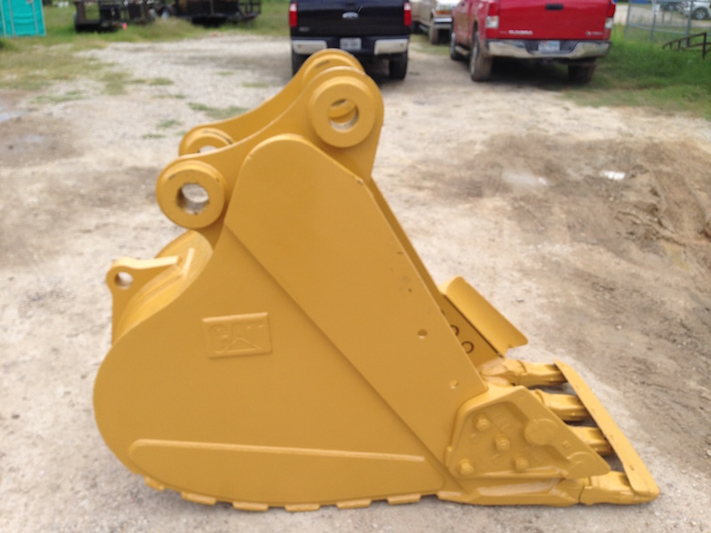 Cat 30 Quot Bucket With Side Cutters Fits Cat 320c 320d